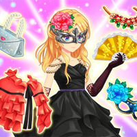 Anime Princess DressUp