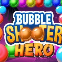 Bubble Shooter Hero