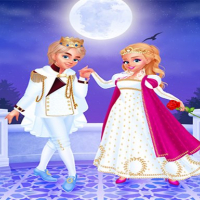 Cinderella & Prince Charming - Dress Up
