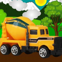 Construction Vehicles Jigsaw