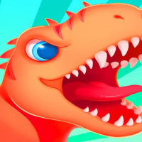 Jurassic Dig - Dinosaur Games online for kids