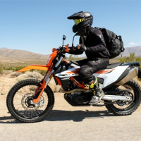KTM 690 Enduro R Slide
