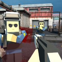 Pixel Factory Battle 3D.IO