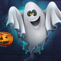Spooky Ghosts Jigsaw