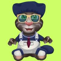 Talking Tom Makeover