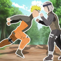 ultimate ninja Naruto Runner