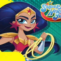 wonder Woman adventure - Super Hero Girls Blit