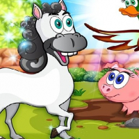 Learning Farm Animals Games For Kids