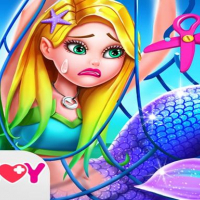 Mermaid Secrets - Mermaid Princess Rescue Story