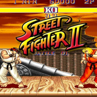 Street Fighter 2 Endless